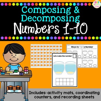 Composing and Decomposing Numbers 1-10