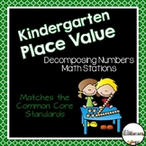 Decomposing Numbers 11-19