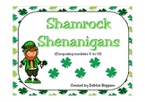 Composing and Decomposing Numbers 11 to 20: St. Patrick's Day Math Center