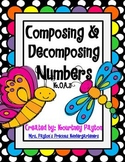 Composing and Decomposing Numbers K.OA.3