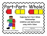 Composing and Decomposing Numbers- Part-Part-Whole