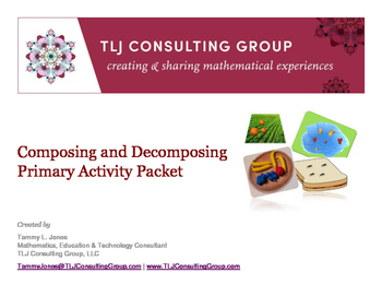 Composing and Decomposing Primary Activity Packet