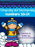 Composing and Decomposing Teen Numbers
