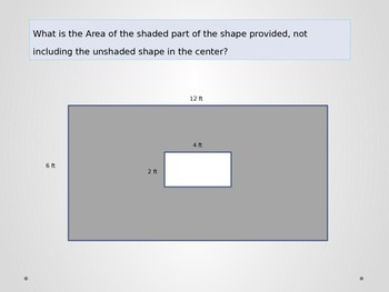 Composing and Decomposing to find Area pt 2