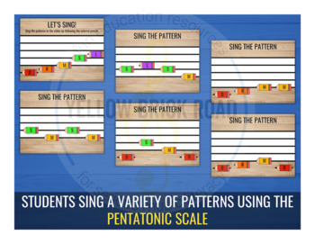 Composing in Pentatonic: a guided music composition activity