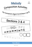 Composing Two Note melodies (Sections 3 & 4)