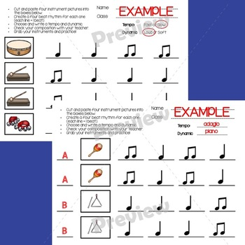 Composing with Classroom Instruments