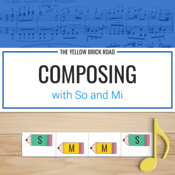 Composing with So and Mi