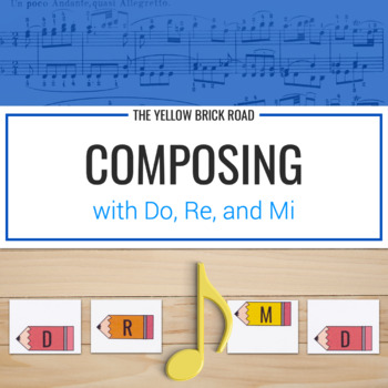 Composing with do, re, and mi