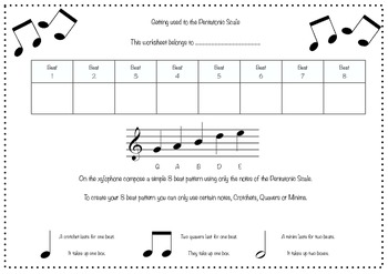 Composing with the Pentatonic Scale