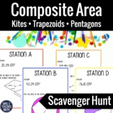 Composite Area Scavenger Hunt (Honors Level)