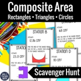Composite Area Scavenger Hunt