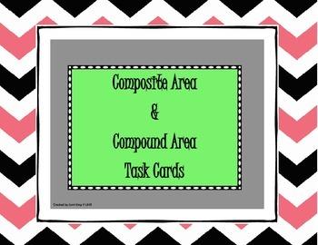 Composite Area Task Cards