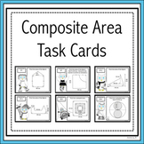 Composite Area Task Cards
