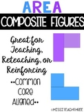 Composite Figures - AREA