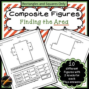 Composite Figures Area
