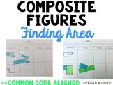 Composite Figures - Area