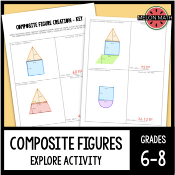 Composite Figures Explore Activity