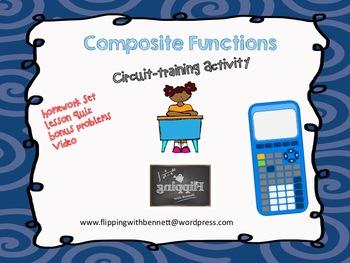 Composite Functions Circuit Training