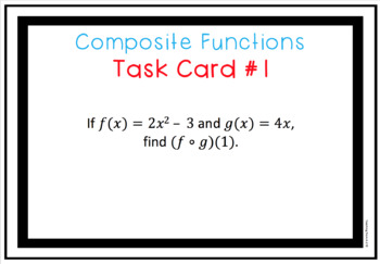 Composite Functions Including Digital Version