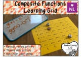 Composite Functions (Learning Grids)