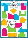 Composite (Irregular) Shapes Clip Art