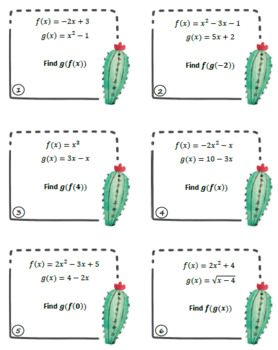 Composite Numbers Task Cards