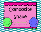 Composite Shapes Pattern Block Task Cards 1.G.2
