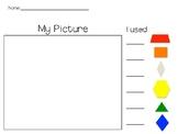 Composite Shape Picture Mat