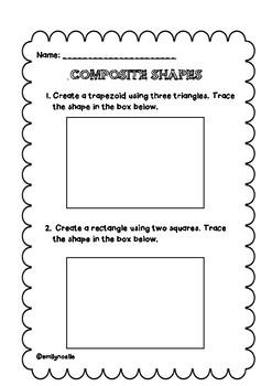 Composite Shapes