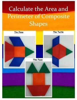 Composite Shapes Activity