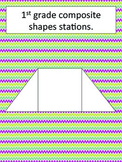 Composite Shapes Stations