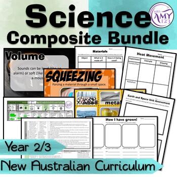 Composite Year 2/3 Science Units- Australian Curriculum