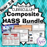 Composite Year 3/4 HASS Units- Australian Curriculum