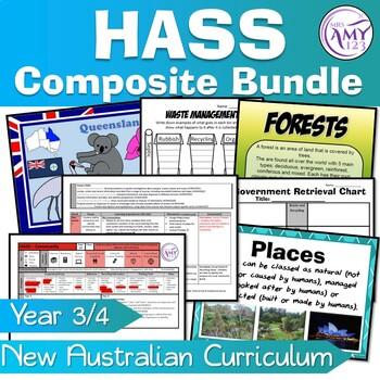 Composite Year 3/4 HASS Units- Australian Curriculum