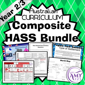 Composite Year 2/3 HASS Units- Australian Curriculum