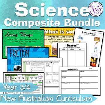 Composite Year 3/4 Science Units- Australian Curriculum