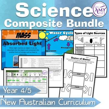 Composite Year 4/5 Science Units- Australian Curriculum