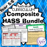 Composite Year 5/6 HASS Units- Australian Curriculum
