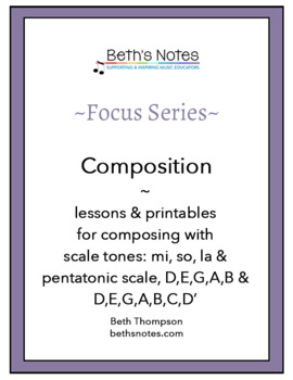 Composition: 2nd - 5th grades