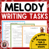 Music Composition: TEN Music Composition Worksheets Set 1