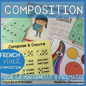 Composition- French Math Centres