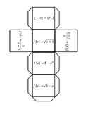 Composition Function Cube Activity