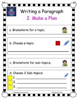 Composition Kit: Sentence, Paragraph, and 5 Paragraph Essay Levels (OG)