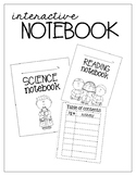 Composition Notebook Cover & Table of Contents