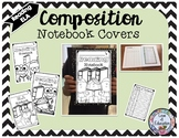 Composition Notebook Covers (Reading/ELA)