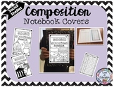 Composition Notebook Covers (Social Studies)