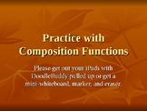 Composition Practice Slides