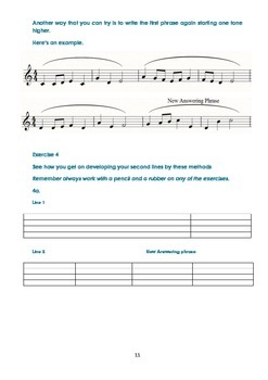 Composition Workbook