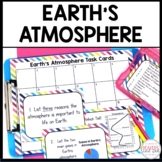 Earth's Atmosphere Task Cards
